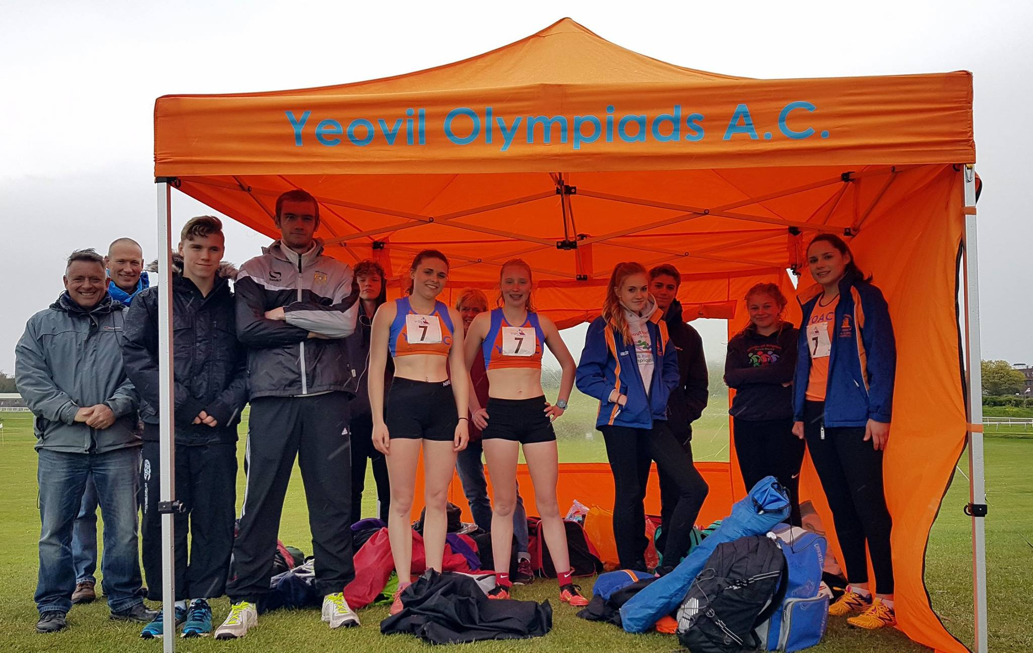 YOAC athletes succeed on bank holiday weekend